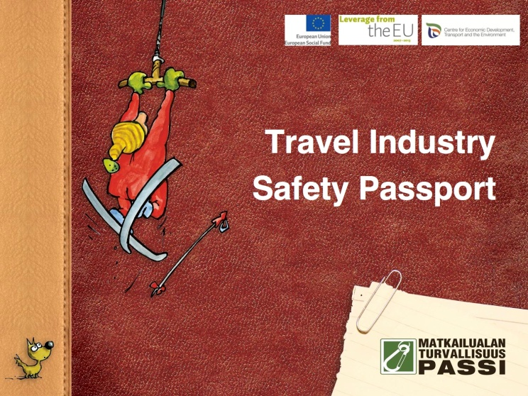 Travel Industry Safety Passport